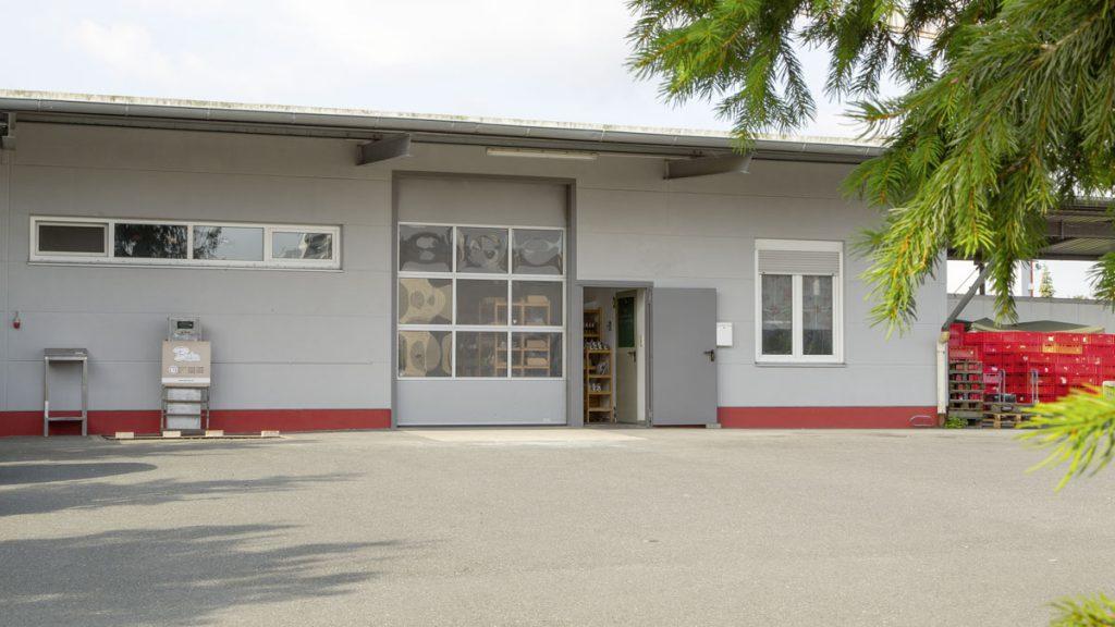 Verkaufshalle Fürth
