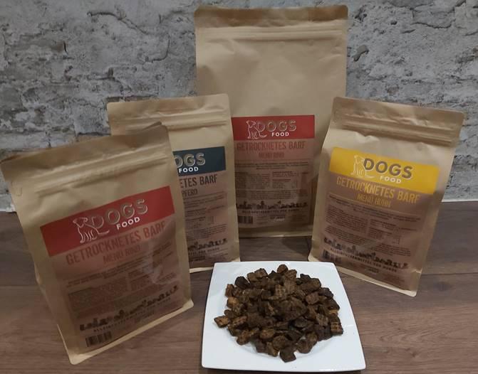Frostfleisch für Hunde und Katzen